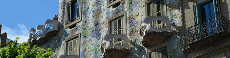 Wohnhaus von Antoni Gaudi