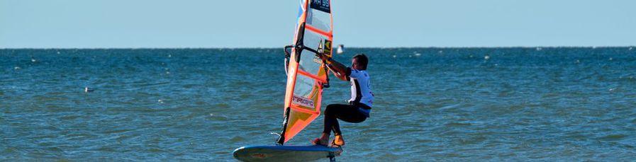 Foil Windsurfing Worldcup Sylt 2016