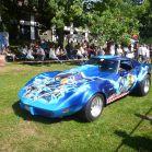 Airbrush Corvette
