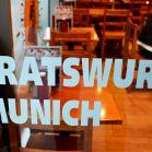 Orignial Munich Bratswurt