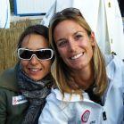 Nayra Alonso und Laure Treboux